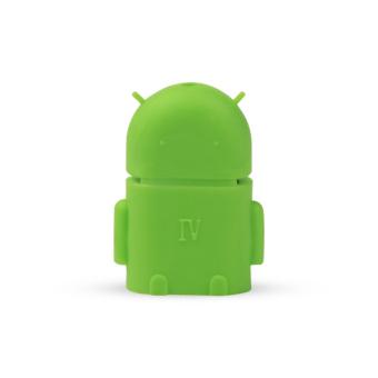 Gambar Moganics USB OTG Robot Android Hijau