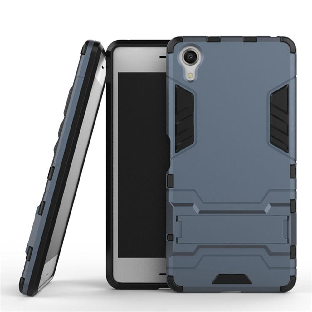 ... Mooncase Case For Sony Xperia X 2in1 Hybrid with Soft Rugged TPUInner Skin and Hard PC ...