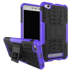 Mooncase Case For Xiaomi Redmi 4A Detachable 2 in 1 Hybrid ArmorDesign Shockproof Tough Rugged Dual