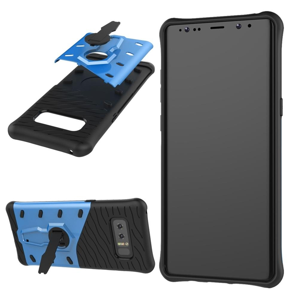 ... MOONCASE for Samsung Galaxy Note 8 case 360?Rotate Kickstand ShellHybrid Shock-Absorbing Dual ...
