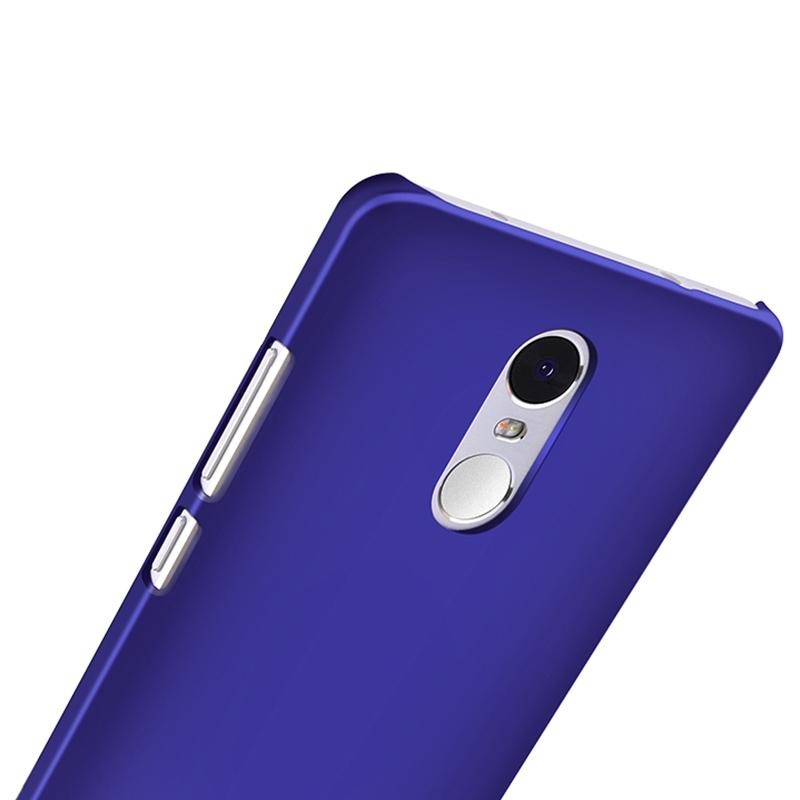... Moonmini for Xiaomi Redmi Note 4 Hard PC Full Body Protection Smooth Grip Back Case ...
