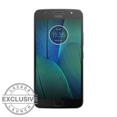 Moto G5S Plus - Lunar Grey - Snapdragon 625