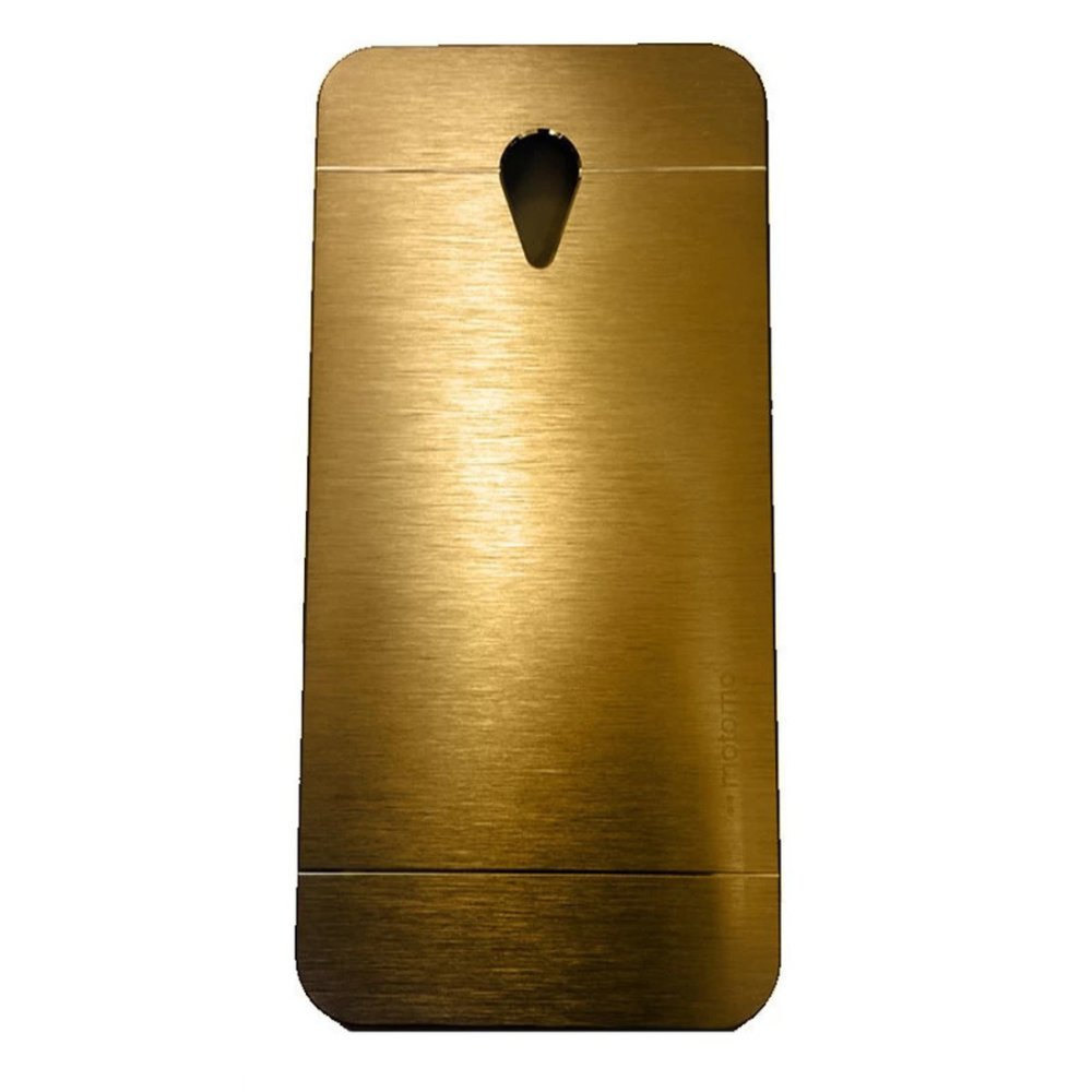 Flash Sale Motomo Meizu M2 NOTE Hardcase Backcase Metal Case - Gold