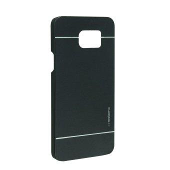 Motomo Metal Case for Samsung Galaxy Note 5 - Hitam