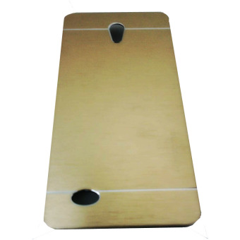 Motomo Oppo Joy 3 A11W Hard Case - Gold