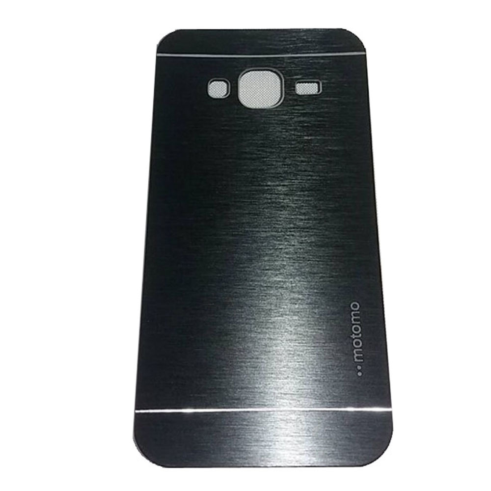 Flash Sale Motomo Samsung Galaxy J3 / J300 Metal Hardcase / Metal Back Cover /Hardcase