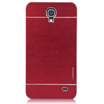 Motomo Samsung Galaxy Mega 2 G7508 Hardcase Backcase Samsung Galaxy Mega 2 G7508 Metal Case Samsung Galaxy Mega 2 G7508 Casing Samsung Galaxy Mega 2 - Merah ...