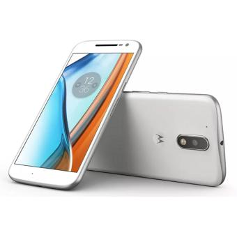 Motorola Moto E3 Power - 16GB - Water Resistant - Garansi Resmi - Putih