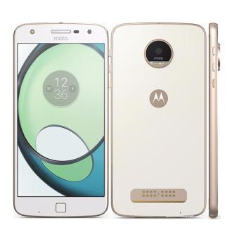 Motorola Moto Z Play XT 1635 4G/LTE - RAM 3GB - 32 GB - Putih