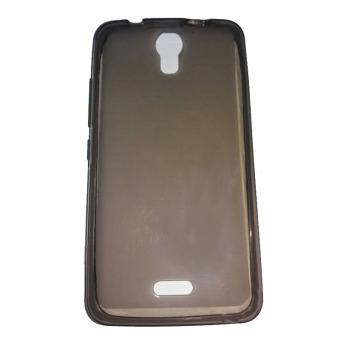 MR Jelly Case Huawei Y3 / Y336 Silikon Huawei Y3 Silicone Huawei Y3Soft case - Hitam