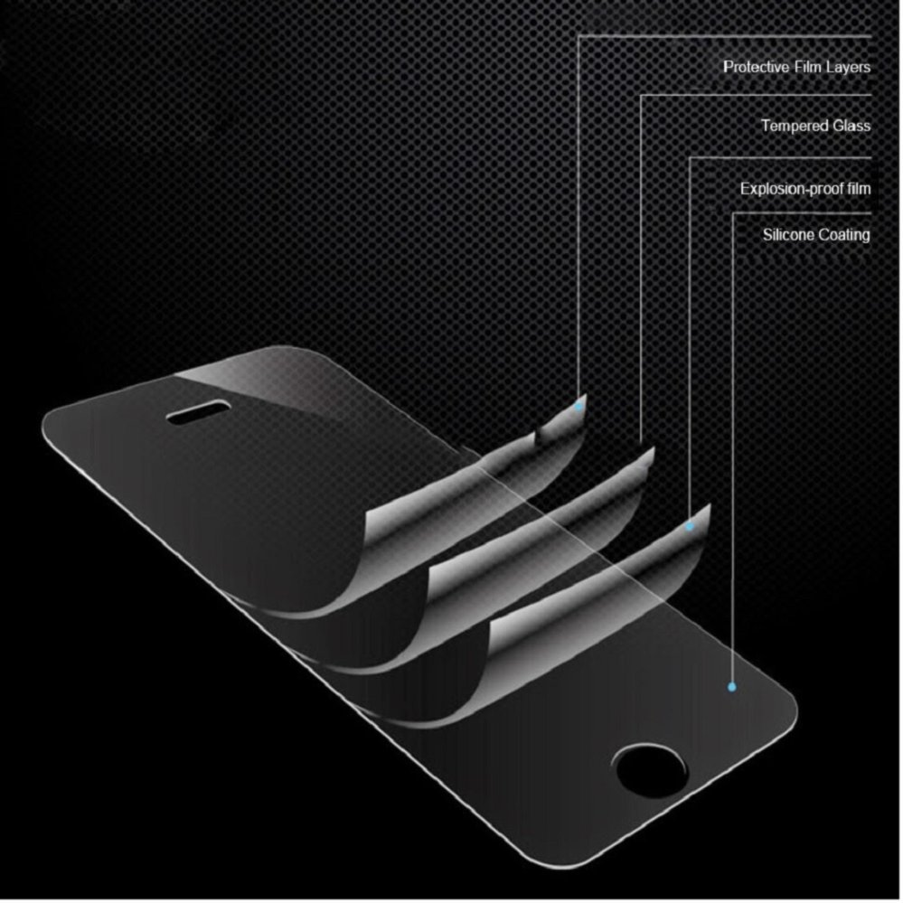 ... MR Screen Protector Clear 9H For Lenovo Vibe K5 Plus PelindungLayar / Anti Gores Kaca Handphone ...