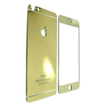 MR Tempered Glass 2in1 Mirror Glossy Apple iPhone 6 Plus Iphone6 Plus iPhone 6G Plus iphone6S