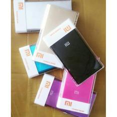 MURAH.....!!  OEM - Power Bank XiaoMi Slim LED 188.000 MAH Multiwarna (RANDOM)