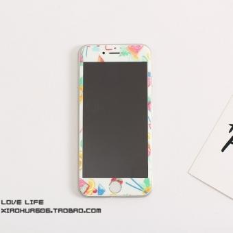 Perbandingan harga Musim panas iphon7/7 plus/6splus filter warna layar penuh nano baja ponsel shell jus Periksa Peringkat
