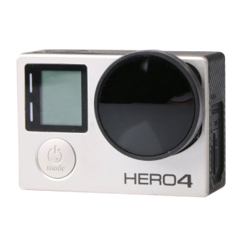 ND Filters / Lens Filter for GoPro HERO4 /3+ /3 Sports ActionCamera