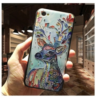 New 3D Stereo Relief Phone Case For Apple iphone 6 case FashionPattern For iphone  6 6S 7d6e7dc7f6
