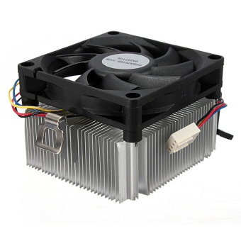 Baru Kipas Pendingin CPU And Heatsink For AMD Stopkontak AM2 AM3 1A02C3W00 Hingga 95 Watt (putih)-Intl