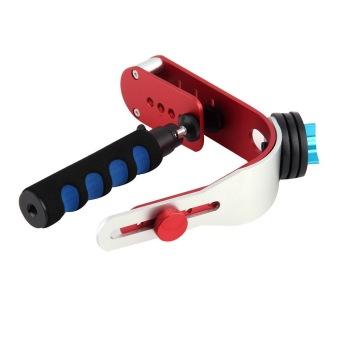 New Handheld DSLR Camera Stabilizer Motion Steadicam for Camcorder DSLR DV (Multicolor) - intl