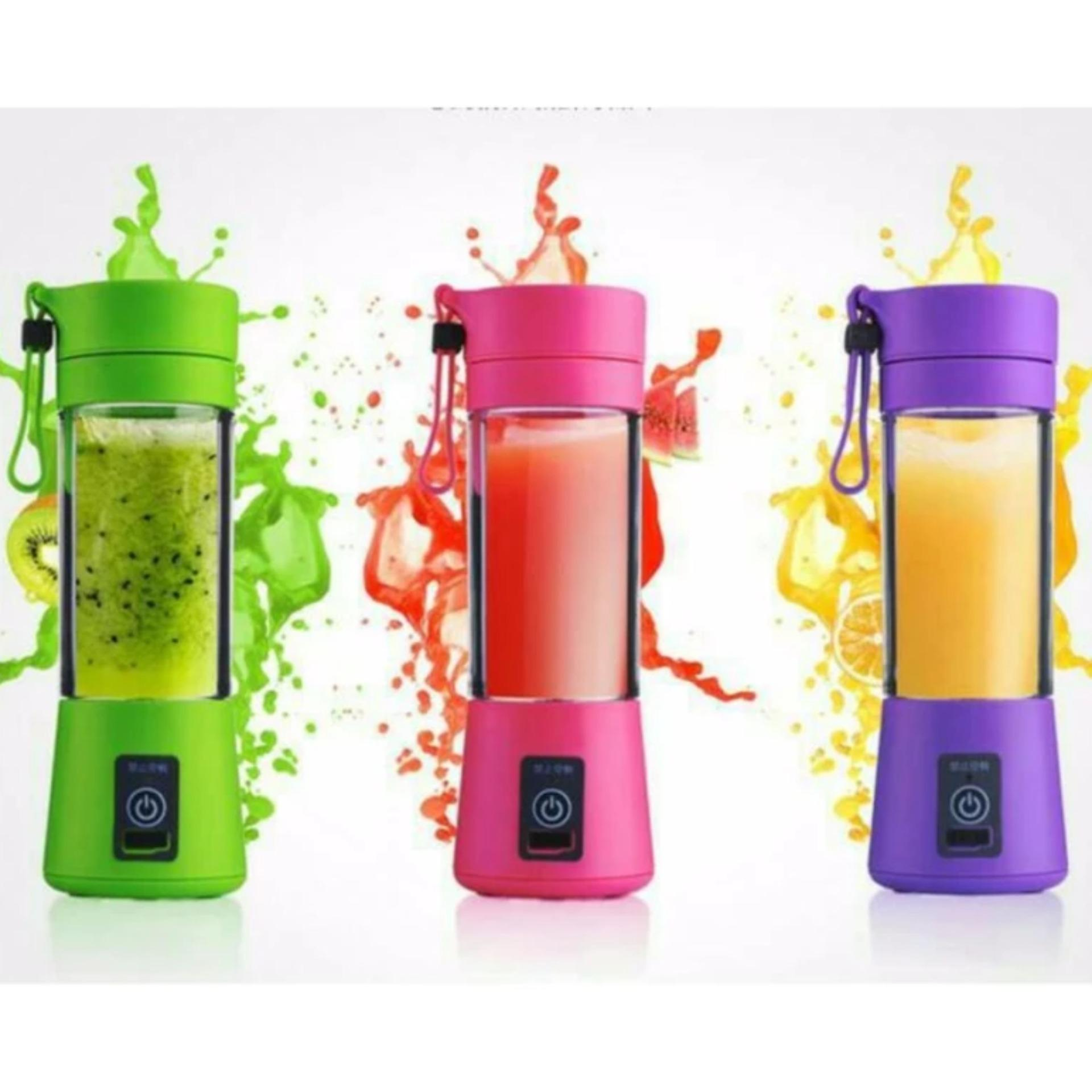 New Shake n Take Portable Rechargeable / Blender Mini / Juicer Mini / Blender Portable /