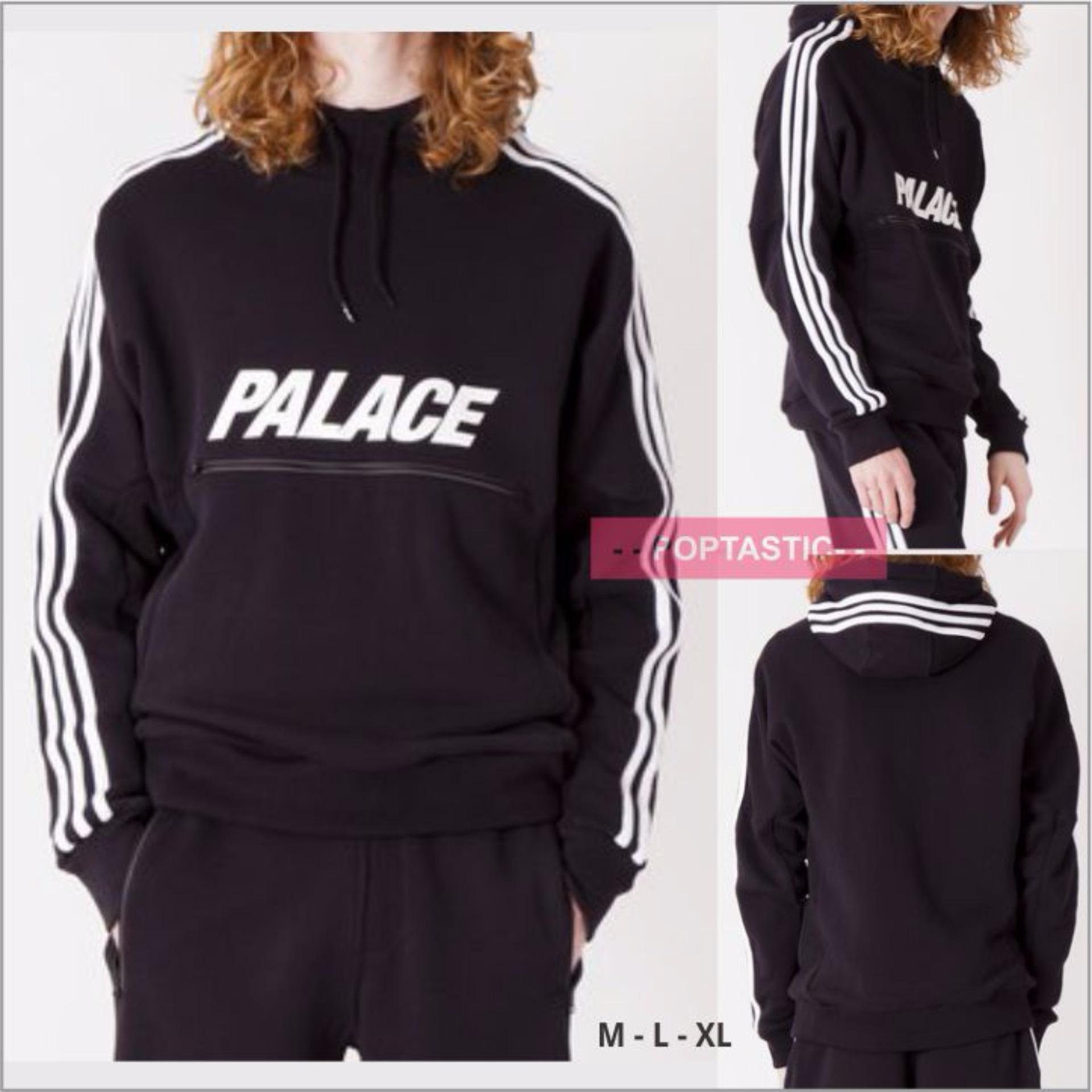 NEW Sweater Hoodie  Pallace Stripe Street style