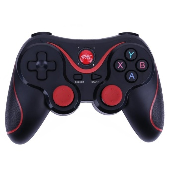 NEW T3 smart Wireless Bluetooth Gamepad Gaming Controller for Android mobile (Black) - intl
