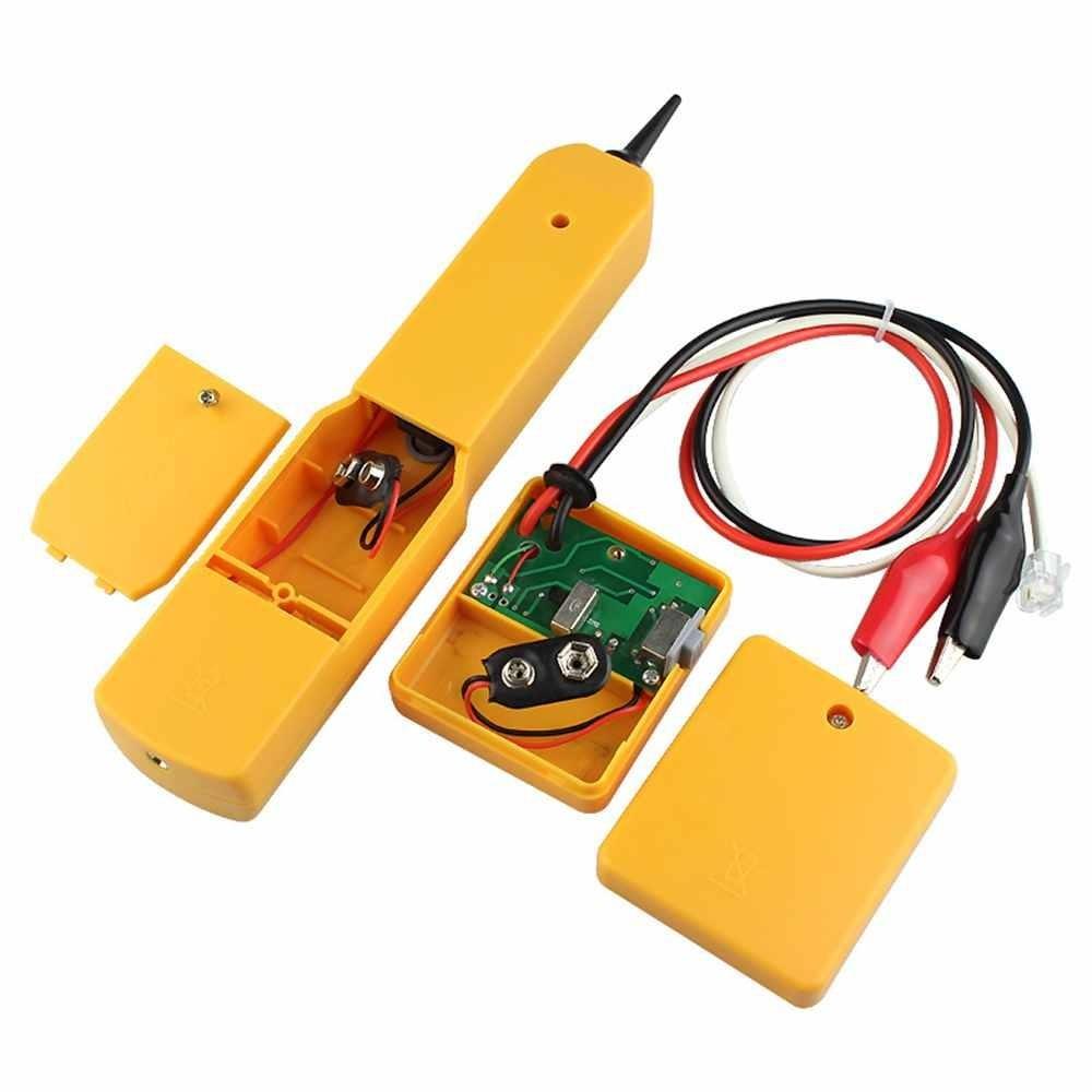 Baru Kuning Suara Generator Menyelidiki Perlengkapan Pelacak Penemu Kabel Telepon Penemu-Internasional