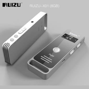 Newest Original RUIZU X01 Sport Mini Portable Lossless MP3 MusicPlayer Hidden Digital Audio Voice Recorder Pen