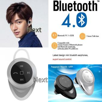 Next Mini Wireless Earphone A7 Bluetooth V4.0 Stereo Sport Headset with Microphone