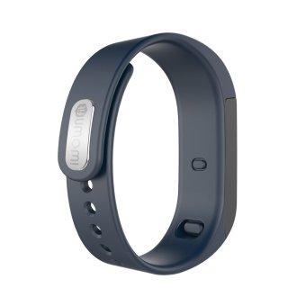niceEshop Smart gelang Bluetooth 4.0 Tahan Air Krida pelacak Smartband (Biru)- International - 2