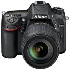 Nikon D7100 Kit 18-140 VR - Hitam
