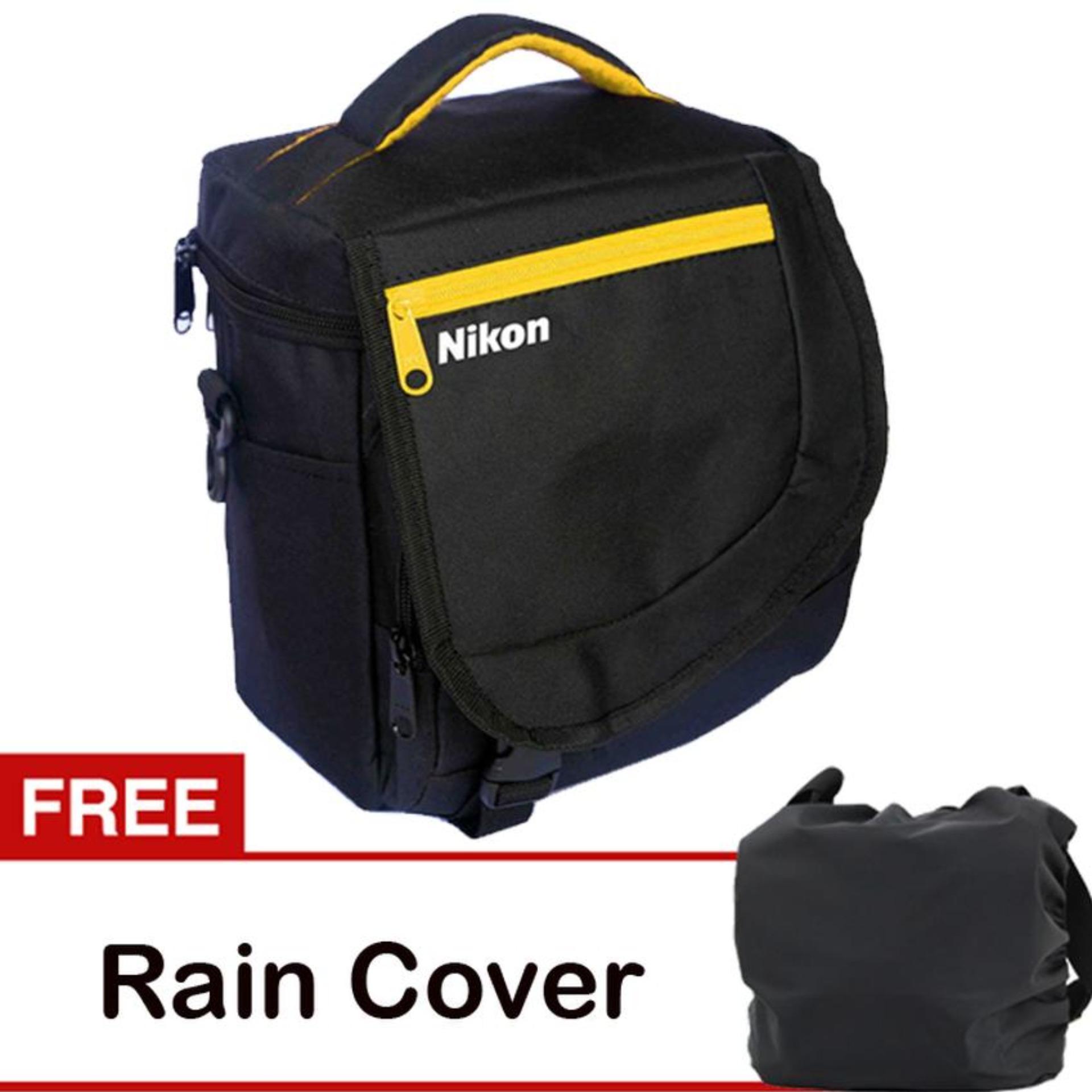... Nikon Tas Kamera Kode K Gratis Rain Cover