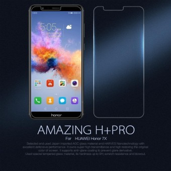 NILLKIN Amazing H+PRO Tempered Glass Screen Protector Anti-Explosion for Huawei Honor 7X
