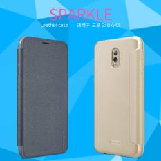 Nillkin Flip Case (Sparkle Leather Case) - Samsung .