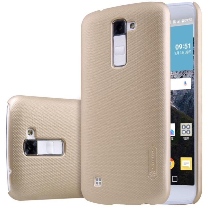 Super Frosted Shield Hard Case - Emas + Gratis Anti Gores. Source .