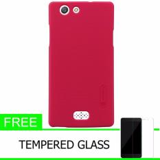Nillkin For Oppo Neo 5 A31 Super Frosted Shield Hard Case Original Merah .