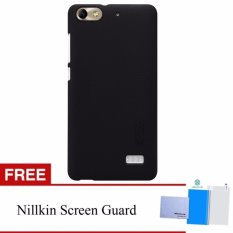 Nillkin Frosted case Huawei Honor 4C (C8818D / CHM-CL00) - Hitam + free screen protector