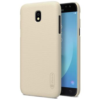 Nillkin Frosted Hard Case Casing for Samsung J5 Pro 2017 - Emas