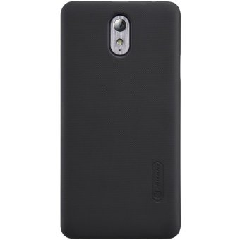 Nillkin Frosted Hard Case for Lenovo Vibe P1M Casing Cover - Hitam