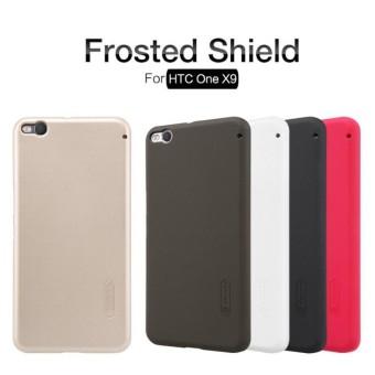 Nillkin Hard Case (Super Frosted Shield) - HTC One X9 Black/Hitam
