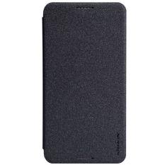 Nillkin HTC Desire 816 Sparkle Leather Case - Hitam