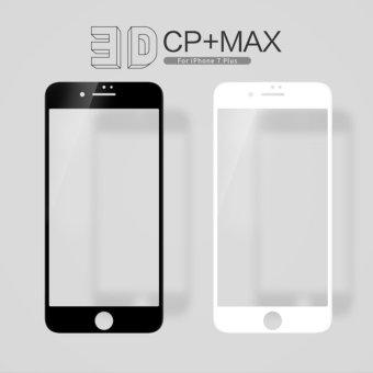 Nillkin Tempered Glass (3D CP+ MAX) - Iphone 7 Plus White/Putih