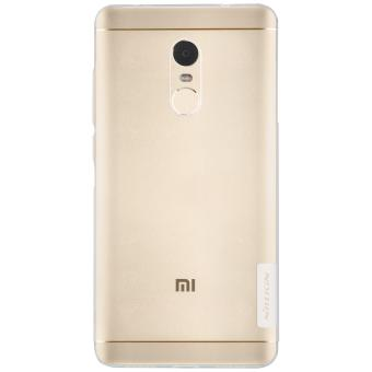 Nillkin Xiaomi Redmi Note 4X / Redmi Note 4 Snapdragon Nature TPU Jelly Soft Case - Original - Putih