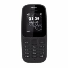Nokia 105 Neo 2017 - Dual Sim - Hitam