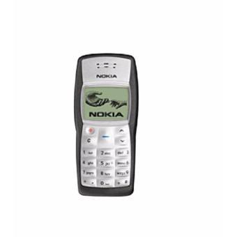 Nokia 1100 N100 Layar Kuning Refurbish - 2