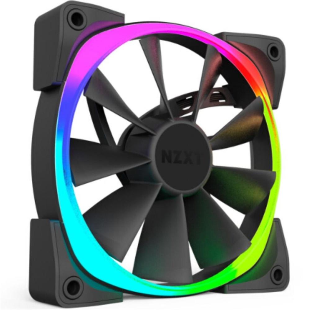 Hot Deals Nzxt 12cm Pwm Fan Aer Rgb 120 For Computer Case Intl Kipas Pendingin Dc 8025