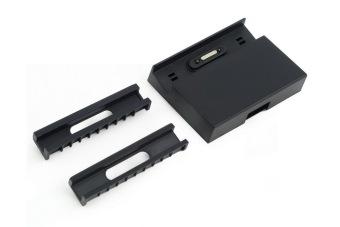 O Magnetic Cradle Dock Charger untuk pengisian stan Sony Xperia Z3BT-SNDK48D