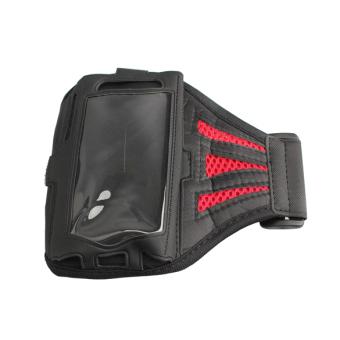 ... Olahraga lari olahraga Fashion Waterproof Case Armband penutup untuk iPhone 5 lengan jala - 5
