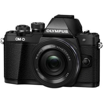 Olympus OMD EM10 Mark II_Hitam kit 14-42mmEZ