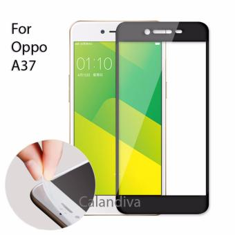 One-X 3D Soft Edge Full Cover Tempered Glass For Oppo A37 / Neo 9