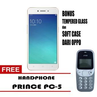 0% Oppo A37 Garansi Resmi 216 GB Rose Gold Free Handphone